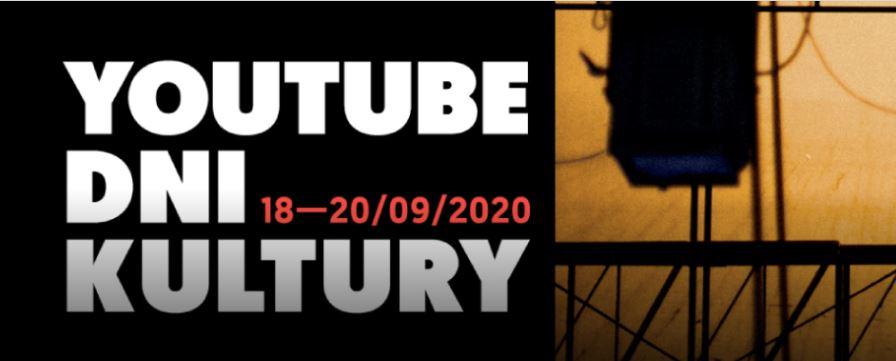 "Festiwal online ""Youtube Dni Kultury"", darmowe spektakle teatralne online w weekend (Teatr Wielki, Capitol, Studio Buffo, Polonia itd)"