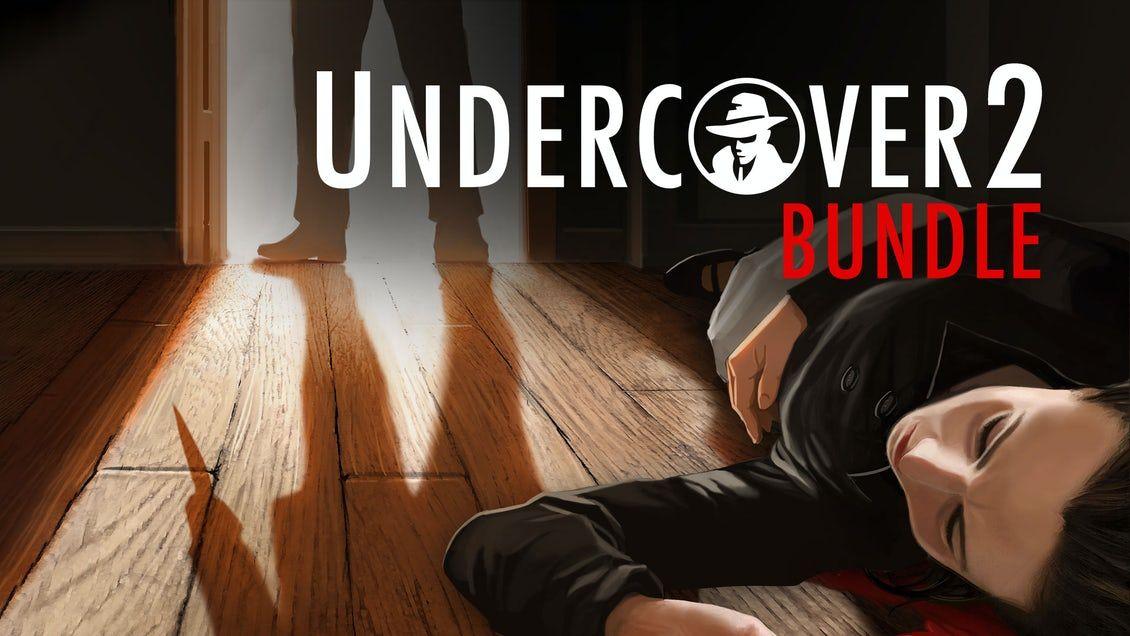 Undercover Bundle 2 - 8 gier za 3,99€ @Fanatical
