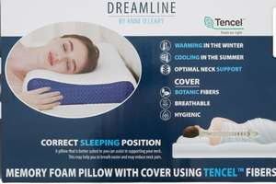 Poduszka ergonomiczna z efektem chłodzącym/grzejącym Action