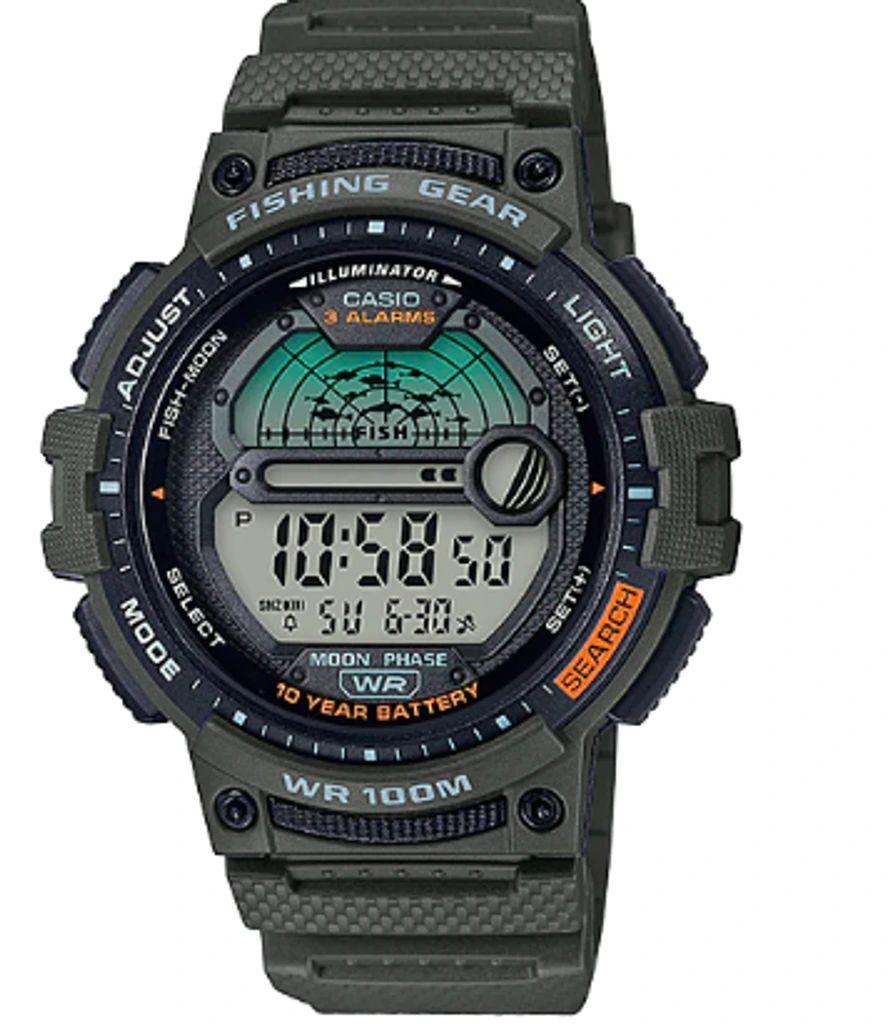 Zegarek Casio WS-1200H-3AVDF i inna wersja kolorystyczna