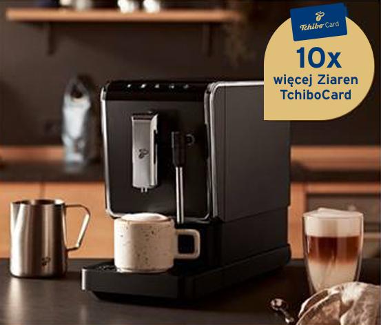 Automatyczny ekspres do kawy Tchibo »Esperto Latte«