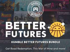 Humble Better Futures Bundle z 8 grami w 3 progach od 0,84€