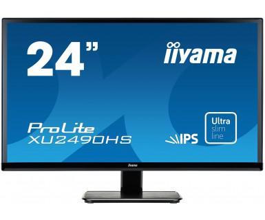 """Monitor iiyama XU2490HS-B1 (24"""", IPS) za 649zł z dostawą @ Morele"""