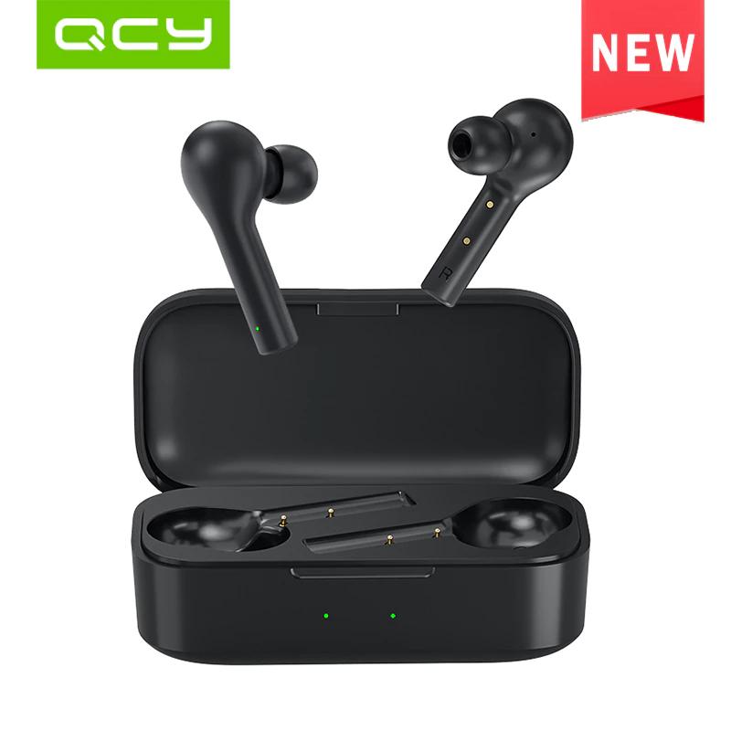Słuchawki TWS QCY T5 za 15.5$ z kodem. Bez 17.5$