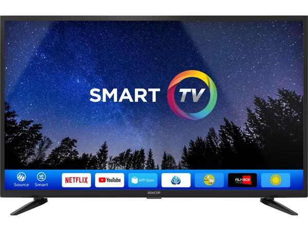 Telewizor SENCOR 43 cale SLE43US600 (UHD, SmartTV) @ Neo24