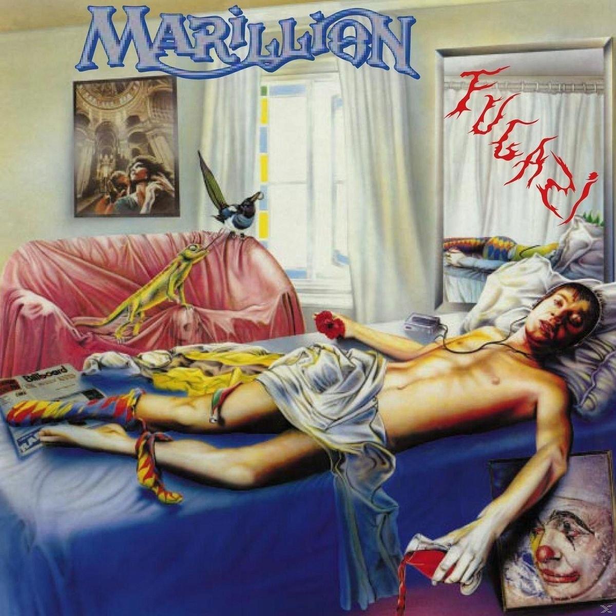 Fugazi Marillion (180g Vinyl), oferta MediaMarkt, dostawa ze Smart 0 zł