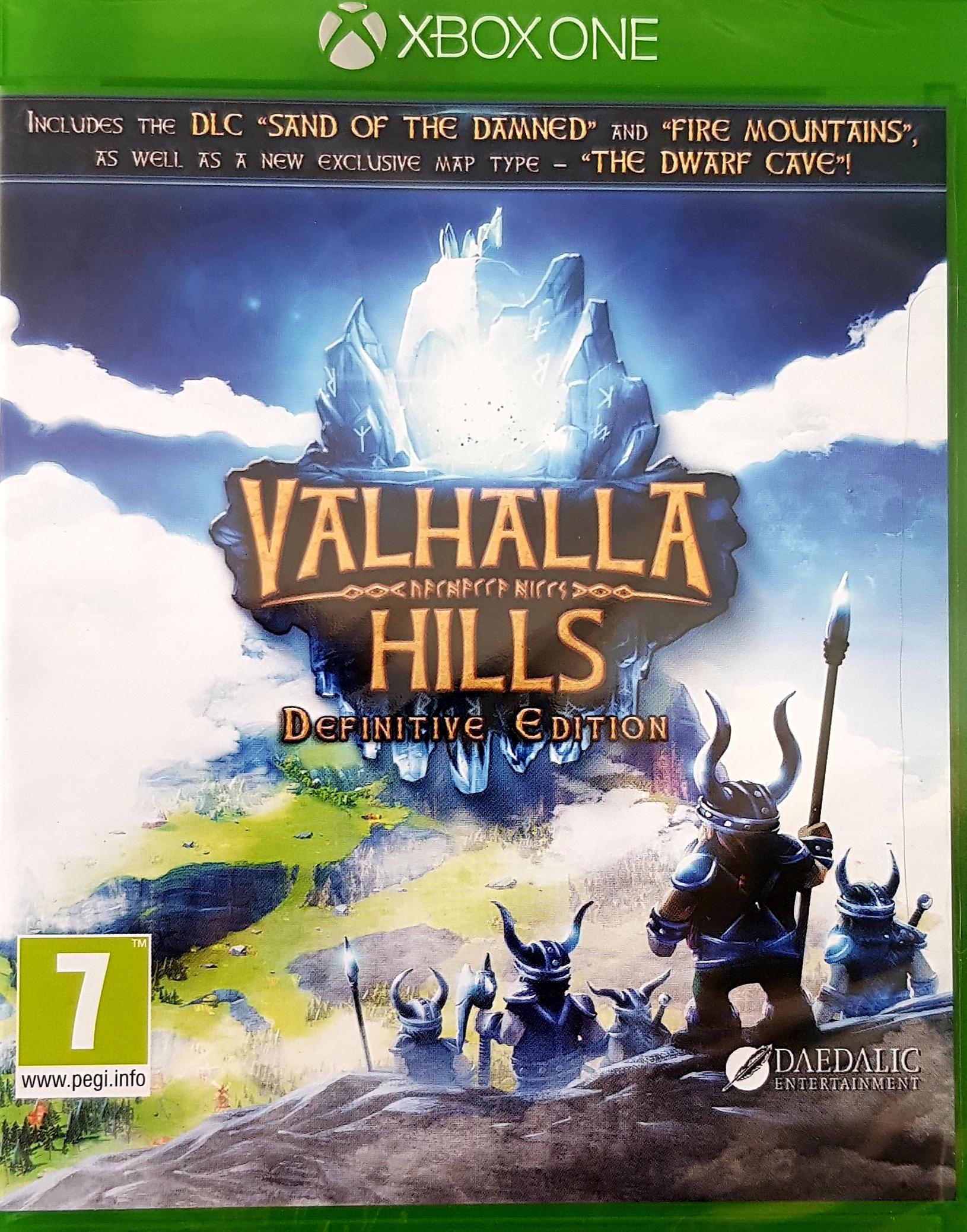 Valhalla Hills Definitive Edition za 18,99 zł i PS4 za 24,99 zł