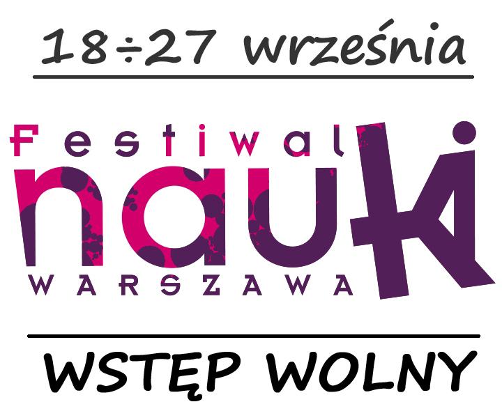 24. Festiwal Nauki w Warszawie i on-line