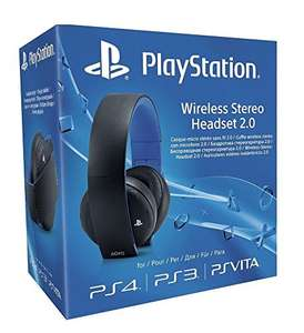Sony PlayStation Wireless Stereo Headset 2.0 (PS3/PS4/PSV) @ Amazon.uk