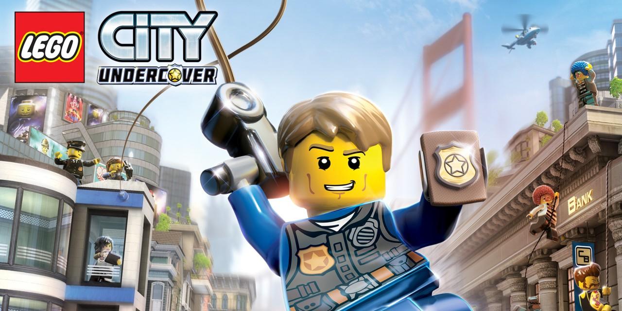 LEGO CITY Undercover, zestawienie gier LEGO - Nintendo Switch (eShop),