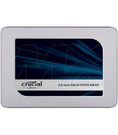 """Crucial 250GB 2,5"""" SATA SSD MX500 @Zadowolenie (możliwe ~151 zł z goodie w @Avans)"""