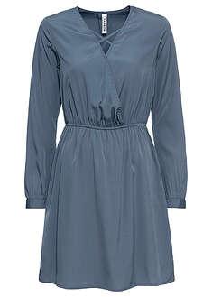 Kopertowa niebieska sukienka @Bonprix r. 36-46
