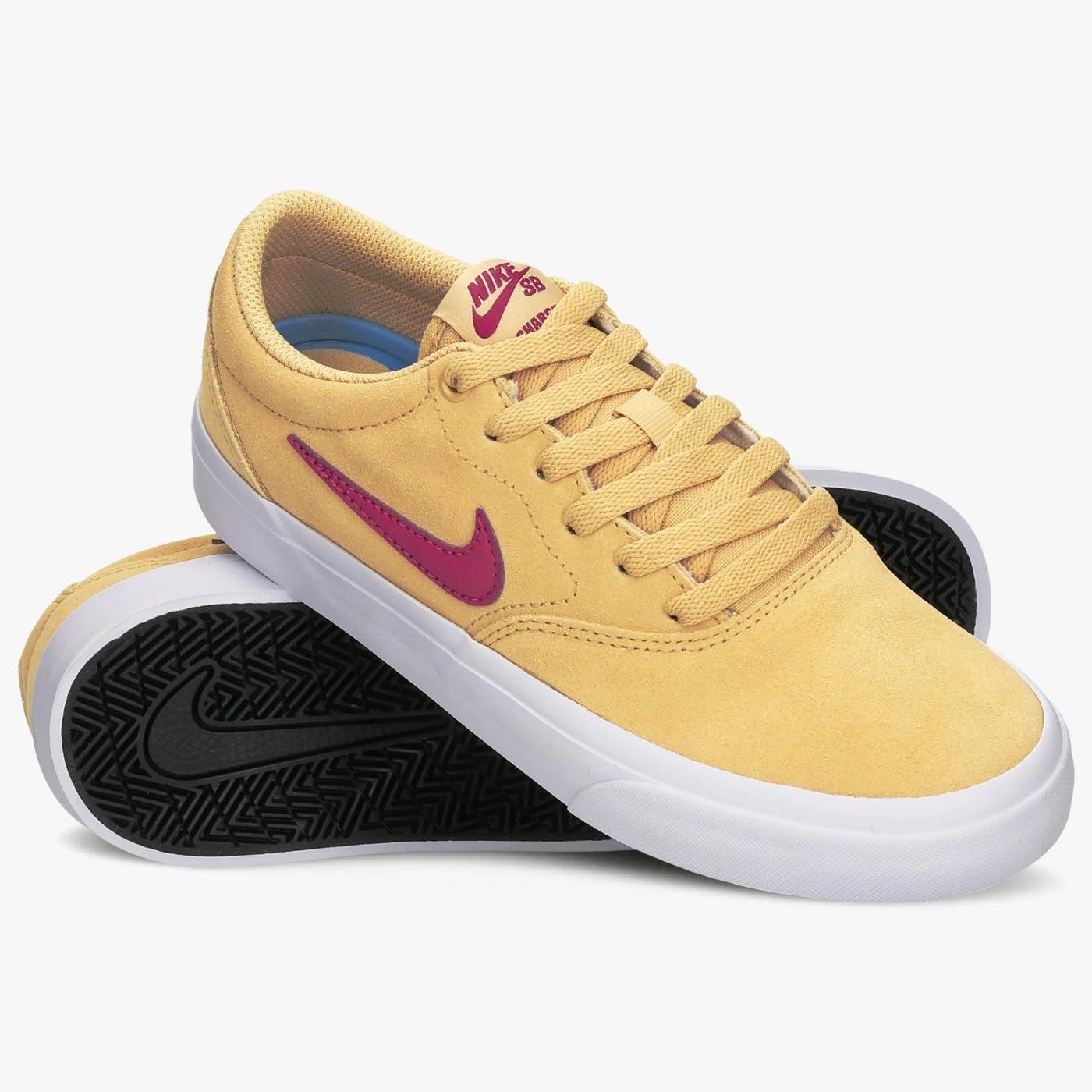 Nike SB CHARGE - Sneakersy niskie zamszowe, r. 36 - 43 @Zalando