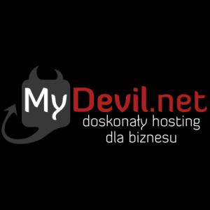 Hosting za pół ceny w myDevil.net