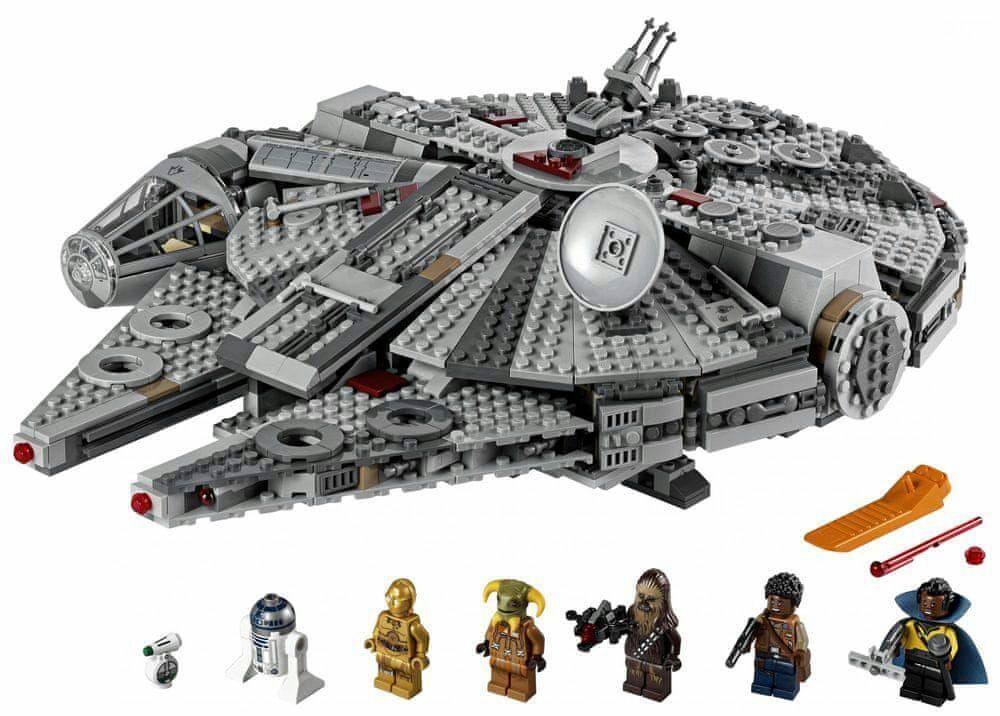 LEGO Star Wars™ 75257 Millennium Falcon