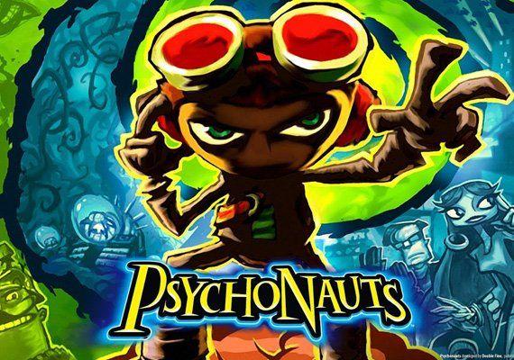 Psychonauts (klucz steam) za 4 grosze @Gamivo
