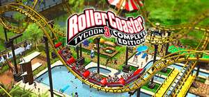 [Epic Games Store] RollerCoaster Tycoon 3: Complete Edition za darmo (od 24.09)