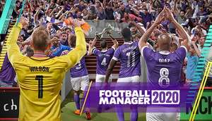 Football Manager 2020 za darmo @Epic Store