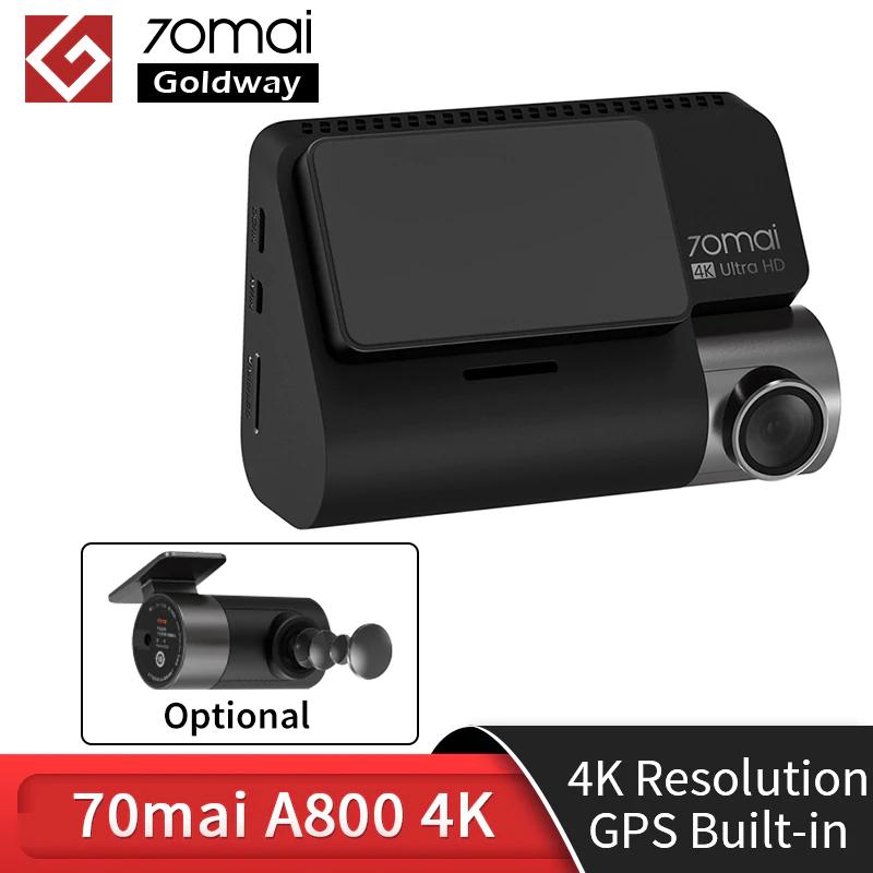 Kamera samochodowa 70mai A800 350,24 zł(90,23$) z kodem.