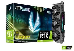 ZOTAC Gaming GeForce RTX 3080 Trinity na amazon.de [preorder]