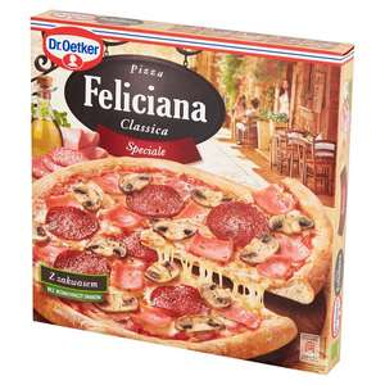 Lidl Pizza Feliciana Speciale Classica