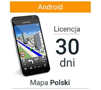 MapaMap Polska nawigacja na 30 dni