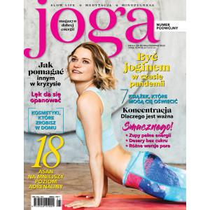 Magazyn Joga promocja & książka za 10 dowolnych wydań