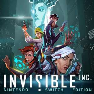 Invisible Inc. Nintendo Switch