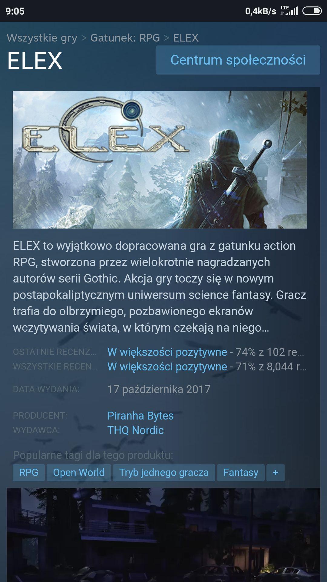 ELEX (STEAM)