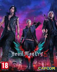 Devil May Cry 5 klucz Steam @3kropki