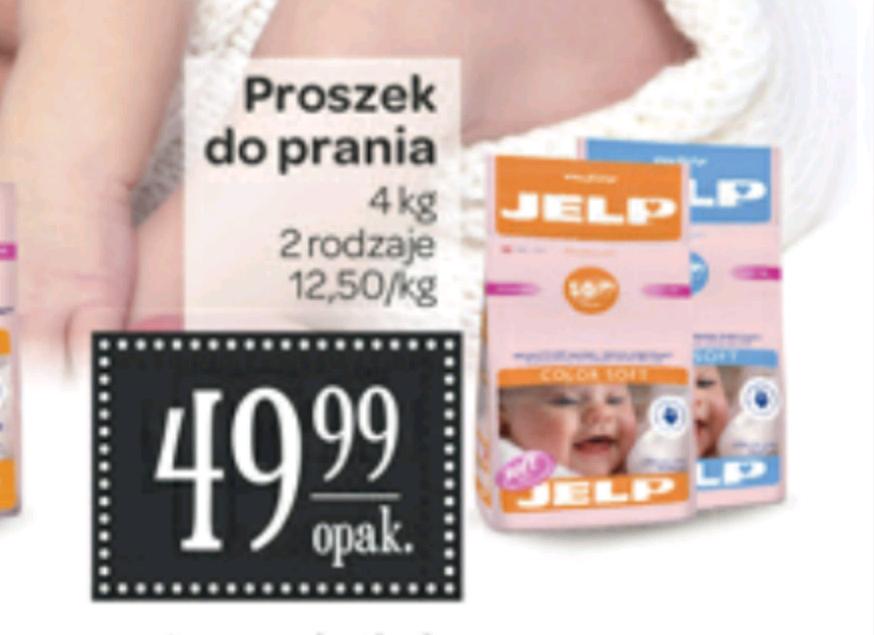 Proszek Jelp 4kg za 49.99 @ Carrefour