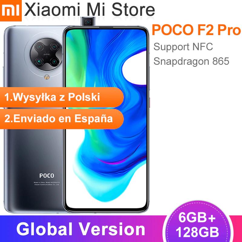 Xiaomi POCO F2 Pro 6GB 128GB z Polski $395