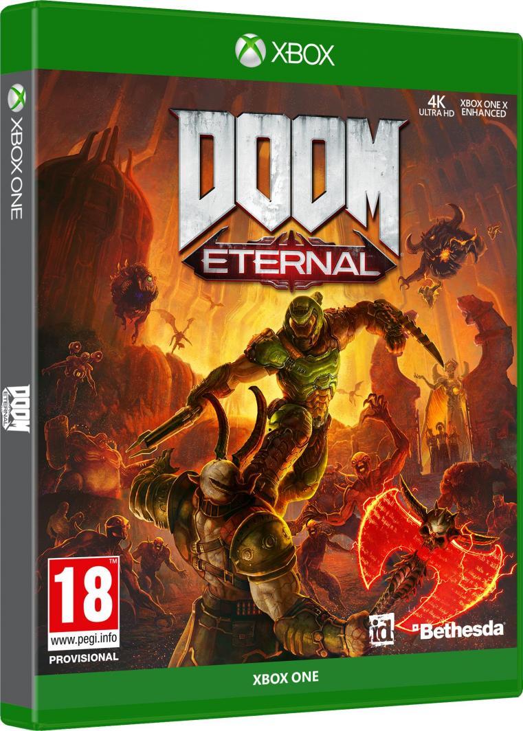 DOOM Eternal na Xbox One @Morele.net