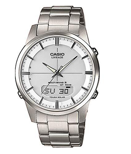 Casio Wave Ceptor zegarek solarny i radiowy