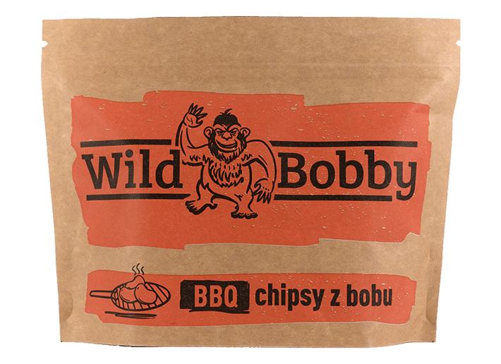 Suszona wołowina 50g 86% taniej, Chipsy z bobu BBQ 100g 46% taniej - krótkie daty!