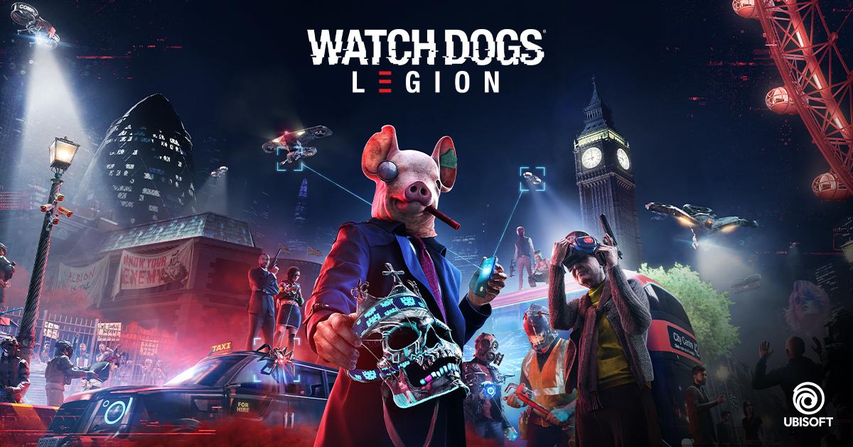 Kup kartę GeForce RTX3080 Odbierz Watch Dogs: Legion oraz Członkostwo GEFORCE NOW na rok