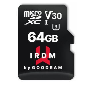 Karta pamięci. Oferta na karty pamięci goodram irdm 64 gb czytaj opis