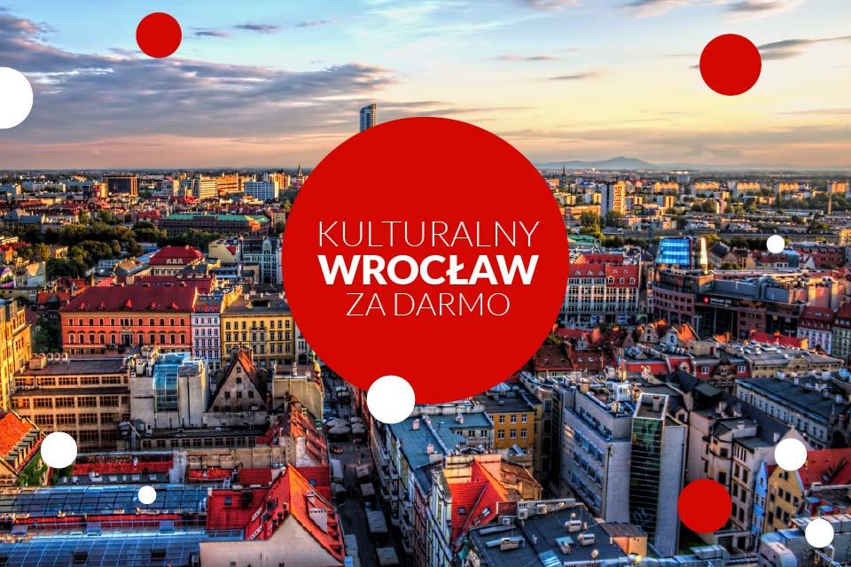 Kulturalny Wrocław: Zwiedzanie Wrocławia za darmo!