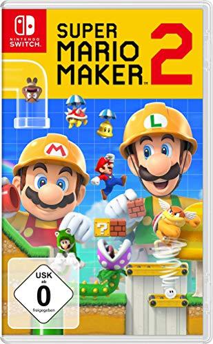 Super Mario Maker 2 za 31,8€ +4,99 wysyłka na Nintendo Switch z Amazon.de