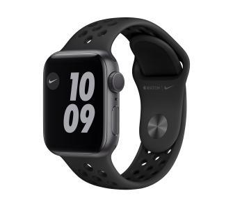 Apple Watch Nike Series 6 GPS 44mm (czarny) przedsprzedaż