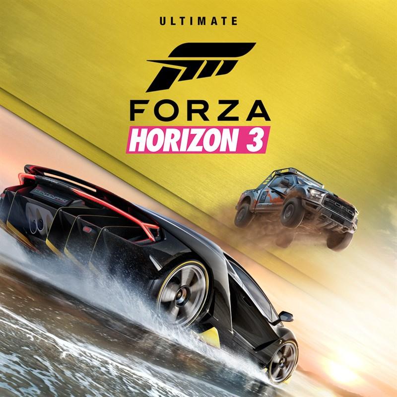 Forza Horizon 3: Ultimate XBOX ONE/PC 937,43 Rub