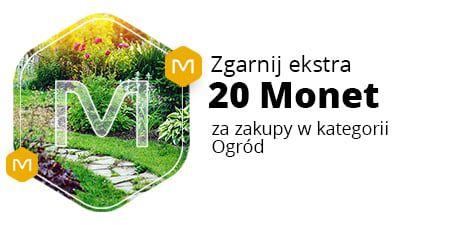 Allegro, +20 Monetprzy zakupach od 300 zł w kategorii Ogród