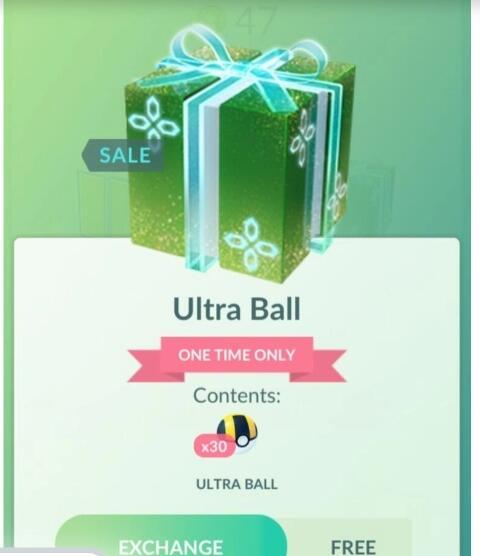 Pokémon GO: darmowe 30x Ultra Ball