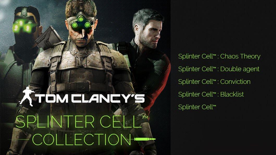 [PC UPLAY] Tom Clancy's Splinter Cell Collection w historycznie niskiej cenie