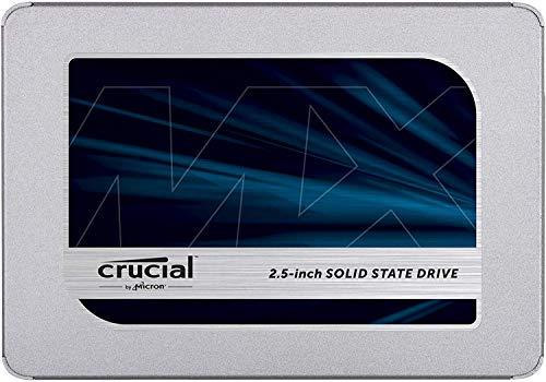 SSD Crucial MX500 500GB 2,5'' S-ATA III 57,24€