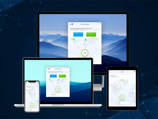 VPN KeepSolid VPN Unlimited: Dożywotnia subskrypcja $15