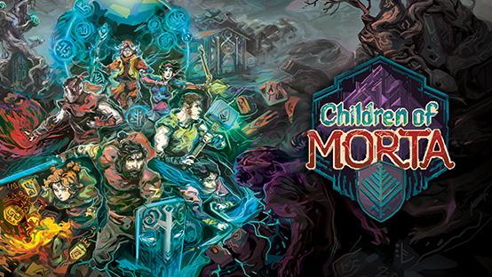 VISA: Children of Morta za darmo przy zakupach na GOG.com powyżej 99zł