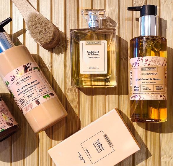 30% na całą serię kosmetyków Eco Botanica w @StaraMydlarnia