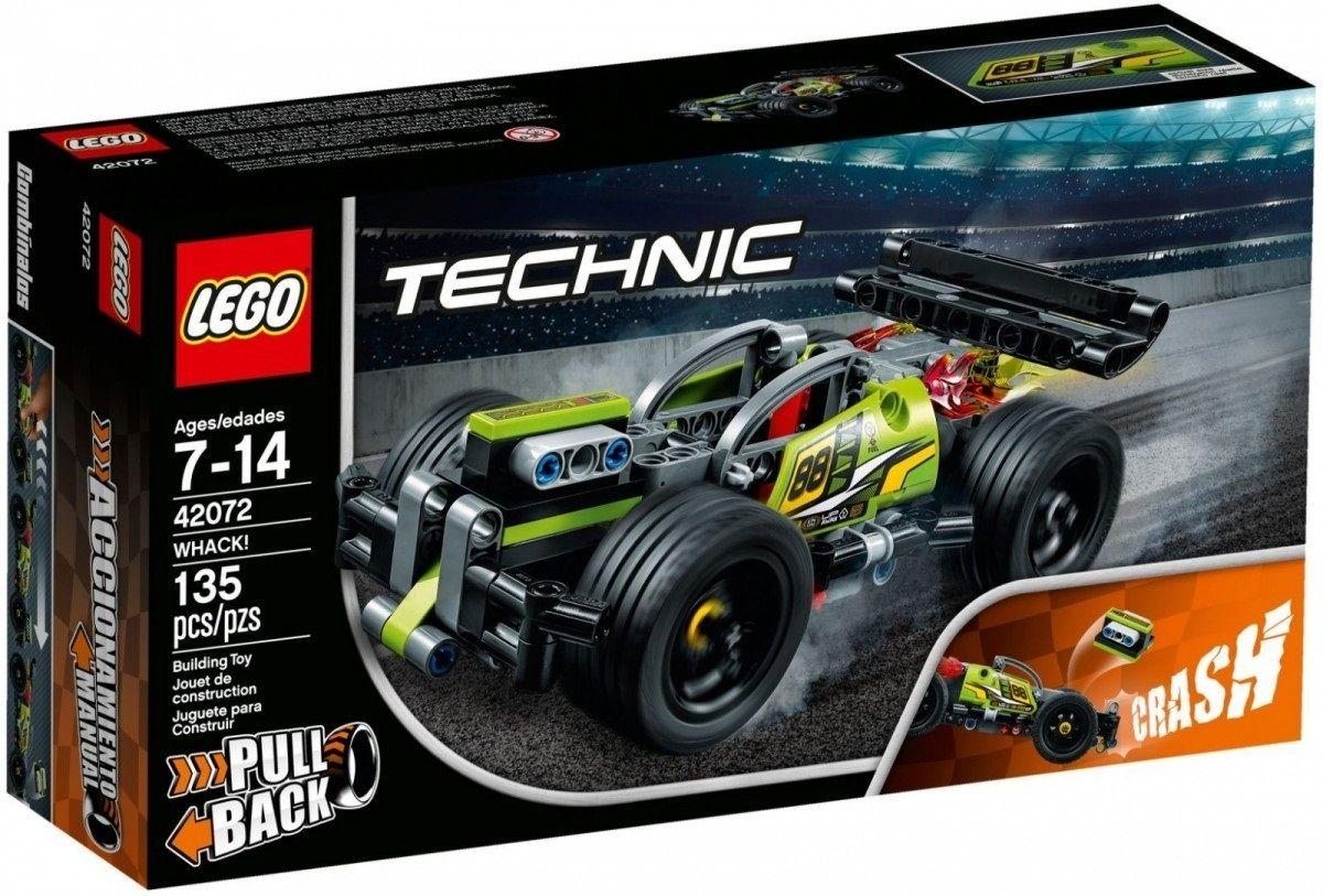 Klocki LEGO Technic Wyścigówka 42072 za 60zł @ Carrefour