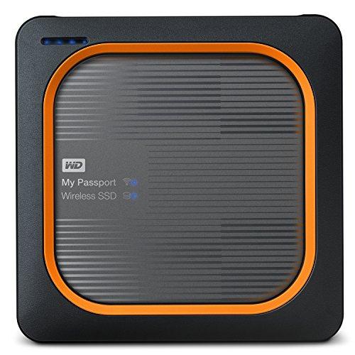 Dysk SSD WD My Passport Wireless 500GB
